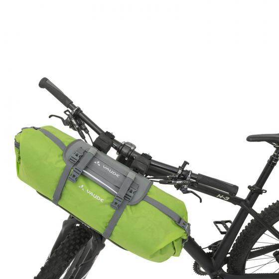 Bike Trailfront Fahrradtasche 65 cm black uni