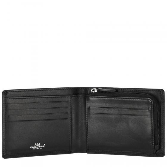 Polo Scheintasche 12.5 cm schwarz
