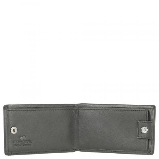 Luzern XS Herrengeldbörse 10.5 cm schwarz
