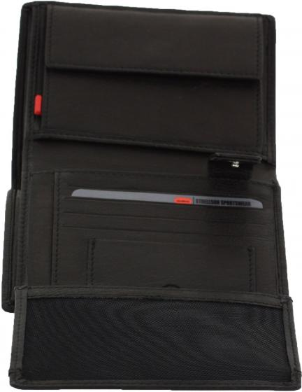 Oxford Circus Geldbörse Billfold V8 black