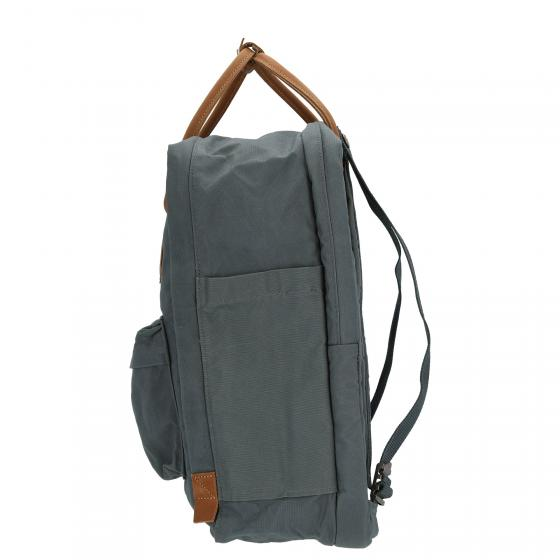 "Kanken No. 2 Rucksack Laptop 15"" 40 cm super grey"