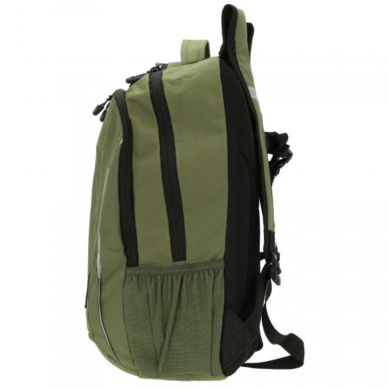be.bag. be.urban Schulrucksack 43 cm chive green