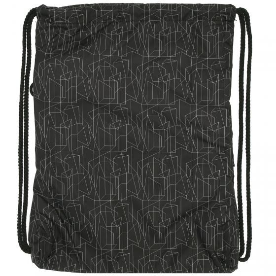 be.bag. be.daily Sportbeutel 47 cm Geo Lines