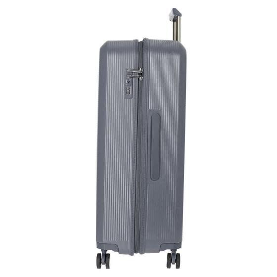 Odessa 4-Rollen-Trolley 77 cm L blue grey