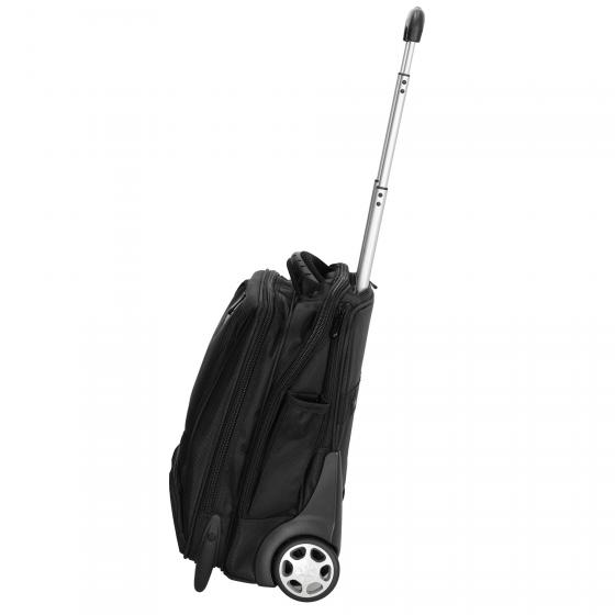 Businesstrolley aus Nylon 44,5 cm schwarz/grau
