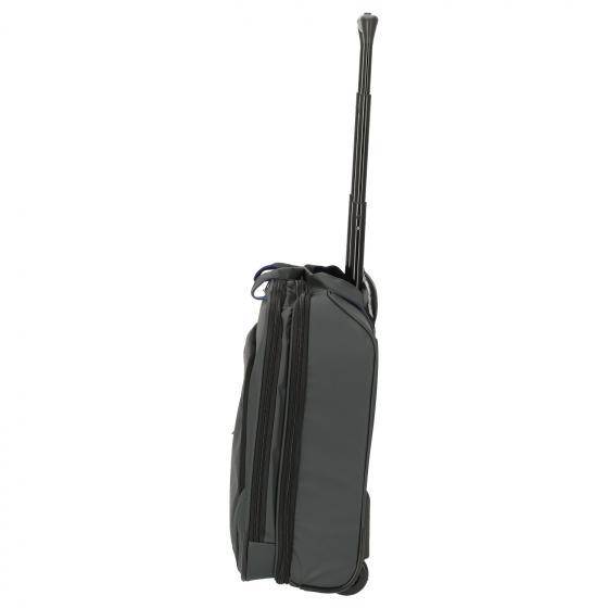 Parvis Plus Business 2-Rollen Kabinentrolley mit PC-Schutz 44 cm grau