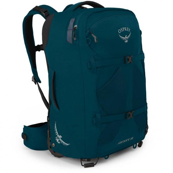 Farpoint Wheels 36 Rucksacktrolley 55 cm petrol blue