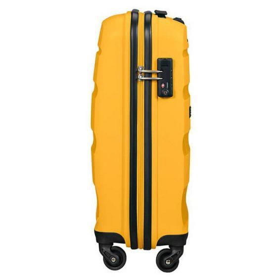Bon Air Spinner 4-Rollen-Kabinentrolley S Strict 55 cm light yellow