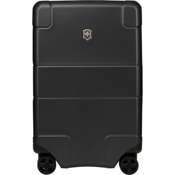 Lexikon Frequent Flyer Hard Side Carry-On 4-Rollen-Kabinentrolley 55 cm beetroot