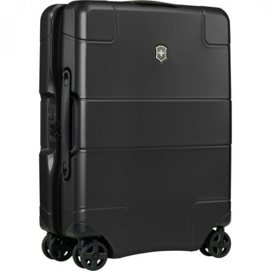Lexicon Global Hardside  4-Rollen-Kabinentrolley 55 cm black
