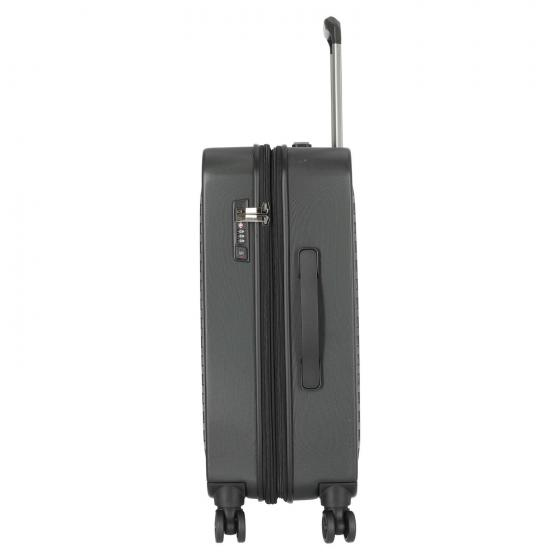 "604355 Matrix 24"" Upright 4-Rollen-Trolley 64 cm black"