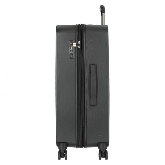 "604358 Matrix 28"" 4-Rollen-Trolley L 75 cm black"