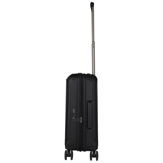 Werks Traveler 6.0 Global Hardside Carry-On 4-Rollen-Kabinentrolley 55 cm black