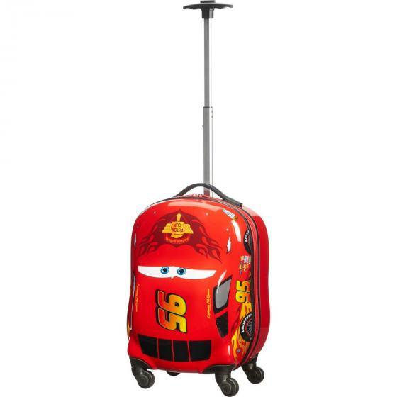 Disney Ultimate 4-Rollen-Kindertrolley 46/16 cm cars