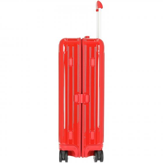 Essential Check-In M 63 rot glänzend