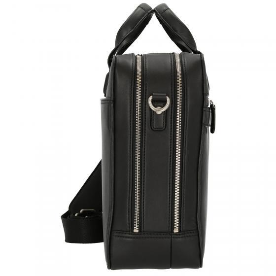 Polo Business Aktentasche 40 cm schwarz