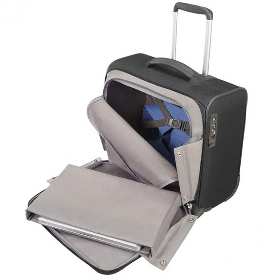 Spark SNG Rolling Tote 2-Rollen Businesstrolley  40.6 cm 16'' black