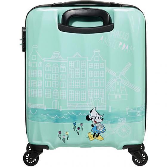 Disney Alfatwist 2.0 4-Rollen-Kabinentrolley S 55 cm Take Me Away Minnie Amsterdam