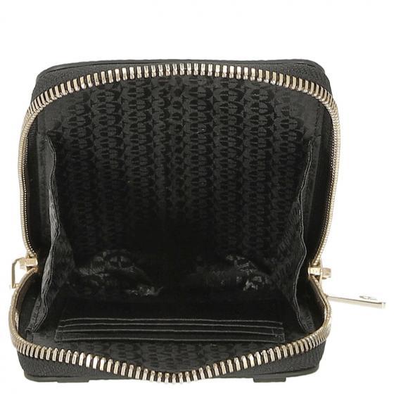 Handytasche mit Kette 17 cm black