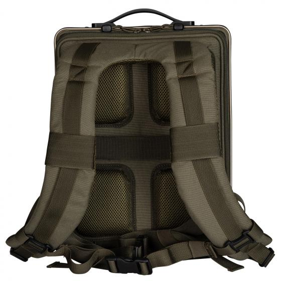 "Business Laptoprucksack 17"" bronze"