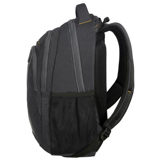 "At Work Laptop-Rucksack Coated 15.6"" 49.5 cm shadow grey"
