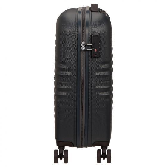 Wavetwister 4-Rollen-Kabinentrolley S 55/20 cm universe black