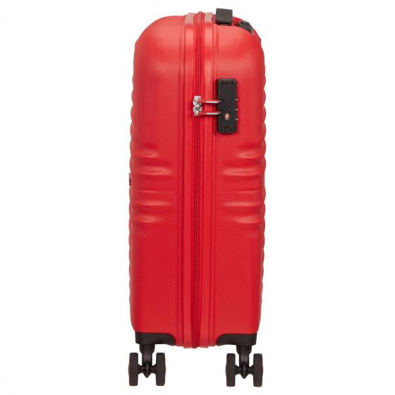 Wavetwister 4-Rollen-Kabinentrolley S 55/20 cm vivid red