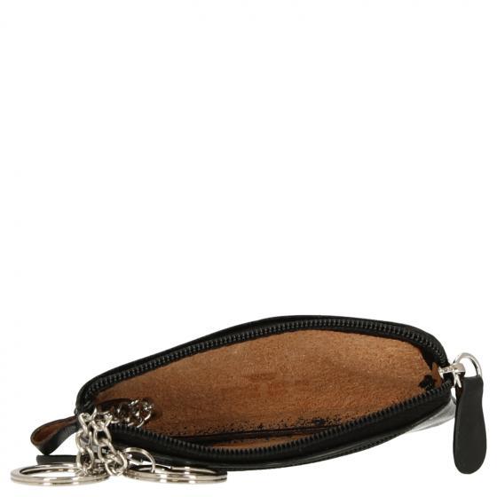 Gaucho Schlüsseletui M Slim 10 cm black