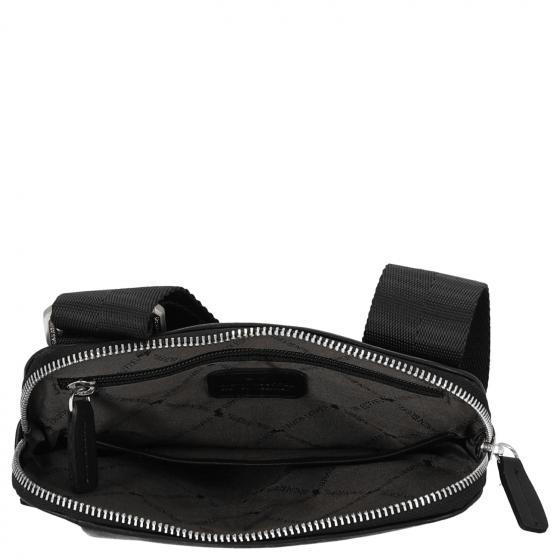 Golf Umhängetasche S 22 cm black
