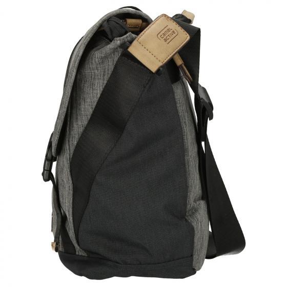 Indonesia Messenger Bag 39 cm grau