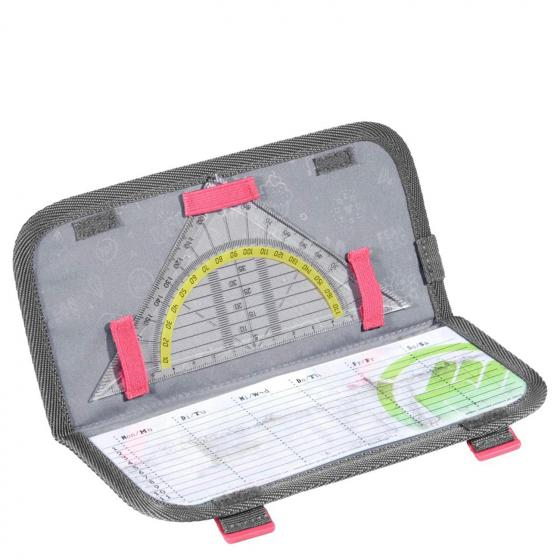 PencilDenzel Schlamperetui 24 cm Cyber Pink