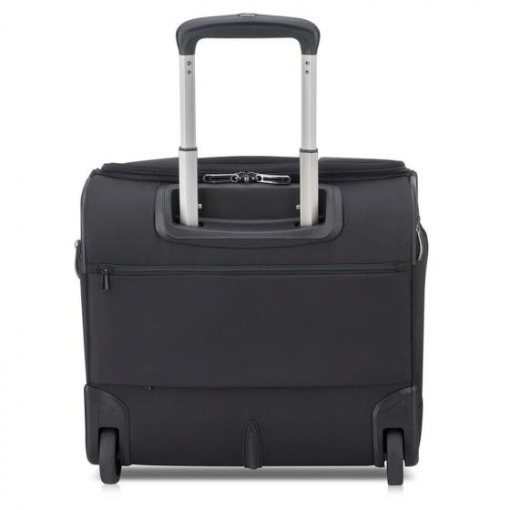 Helium Dlx 2.0 2-Rollen-Under-Seater 39 cm black