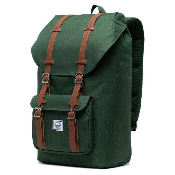Little America Backpack 25 l 49.5 cm greener pastures crosshatch