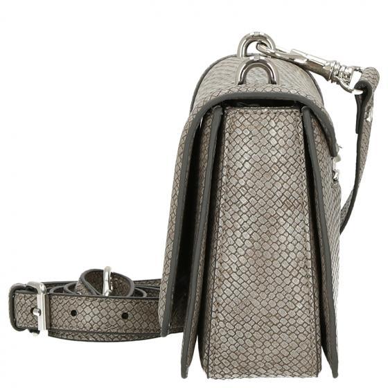 Joop W Jeans Tondo Snake Sousa Schultertasche 22 cm lightgrey