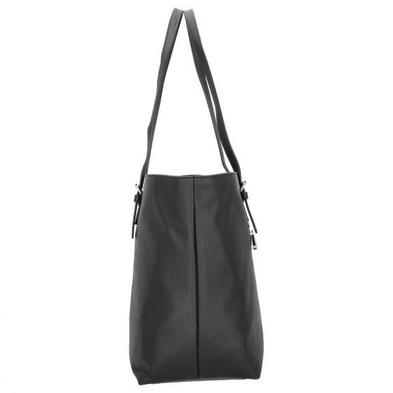 Joop W Jeans Lettera Lara Shopper 32/45 cm black