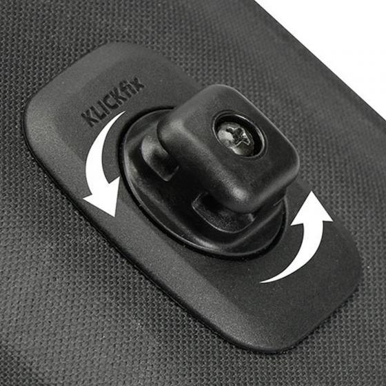 Rixen & Kaul PhoneBag Tour S Fahrradtasche (inkl. Quad Mini Adapter) 17.5 cm black
