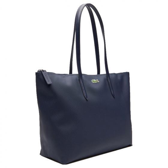 L.12.12 Concept Shopping Bag L 35 cm blue