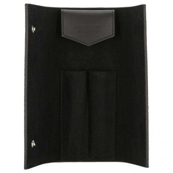 Meisterstück Soft Grain Etui 2 Schreibgeräte 16 cm black