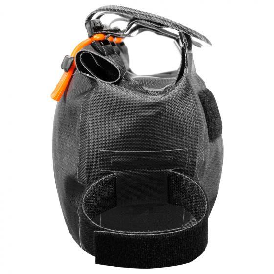 Frame-Pack RC 4 L Toptube wasserdichte Rahmentasche m. Rollverschluss 50 cm black matt