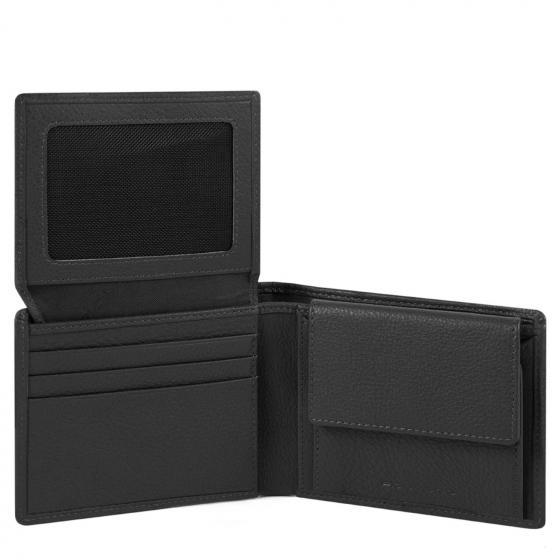 Akron Geldbörse 11 cm black