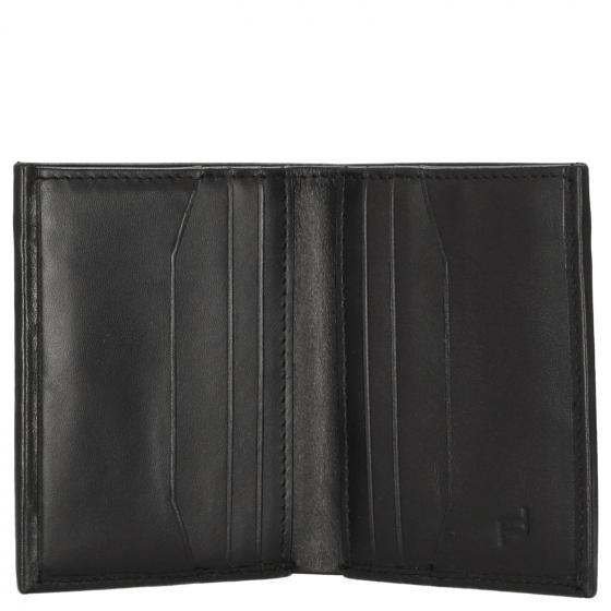 Classic Billfold 6 Geldbörse RFID 9.5 cm black