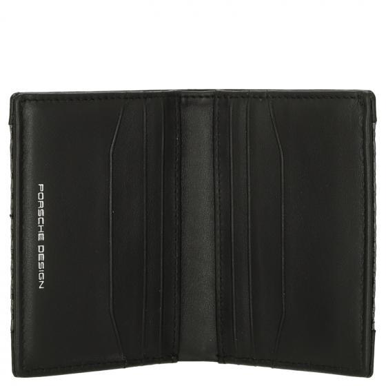 Carbon Billfold 6 Geldbörse 9.5 cm black