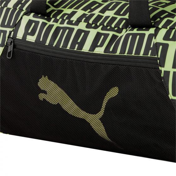 At Ess Barrel Bag Sporttasche 48 cm puma black-fizzy yellow