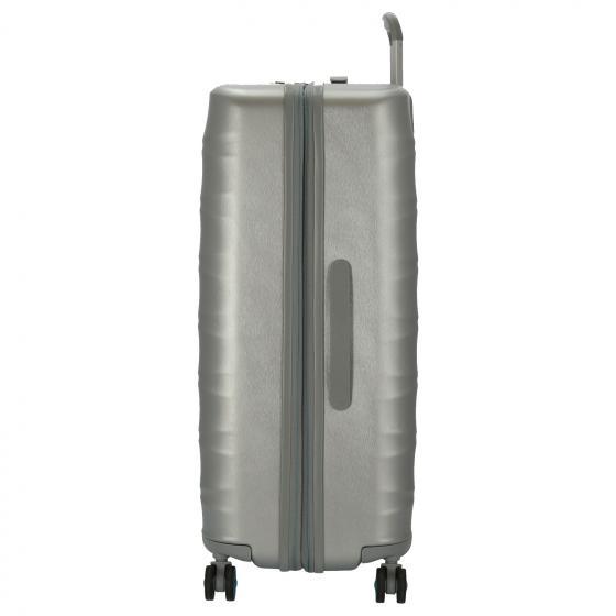 Stellar 4-Rollen-Trolley 76 cm L erw. silver