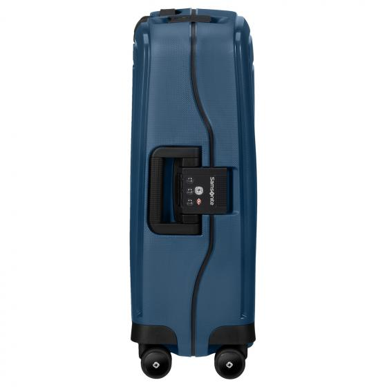 S Cure Eco 4-Rollen-Kabinentrolley 55 cm navy blue