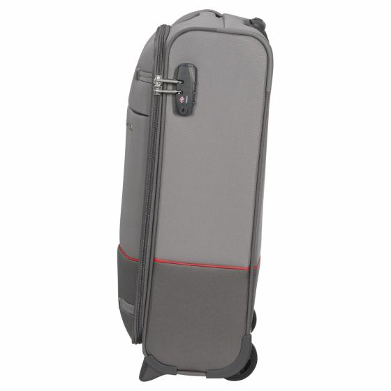 Base Boost 2-Rollen-Kabinentrolley 55 cm (55x40x20) grey