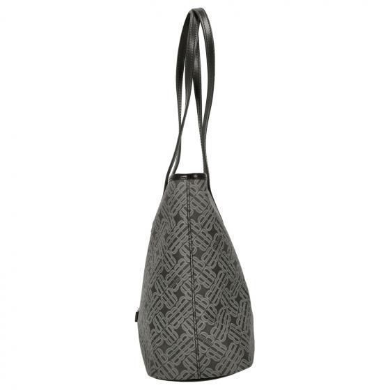 Anna Shopper 38 cm black