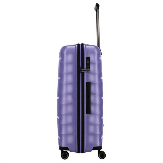 Highlight 4-Rollen-Trolley L 75 cm lilac metallic