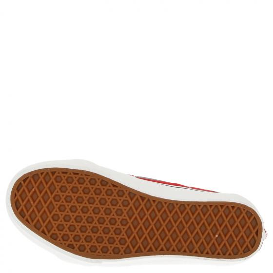 Unisex SK8-Hi Tapered Sneaker Schuh U16JV61 38 | racing red/true white
