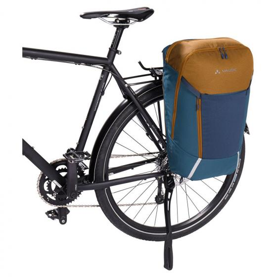 Cycle 20 II Rucksack PFC-frei 54 cm black/dusty forest
